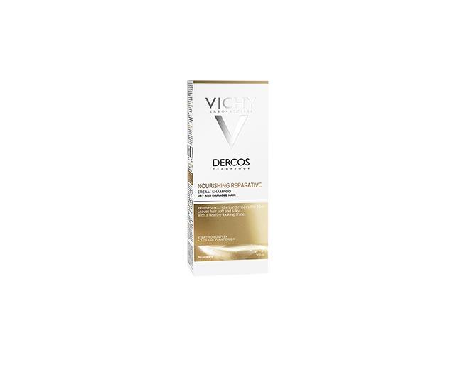 Живильно-відновлюючий шампунь-крем для сухого та пошкодженого волосся