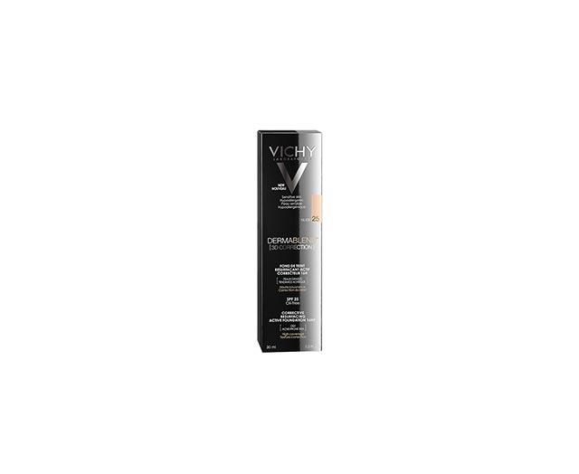 Дермабленд 3D - Корегуючий тональний крем із високою маскуючою здатністюдля корекції та вирівнювання поверхні жирної та проблемної шкіри, схильної до акне