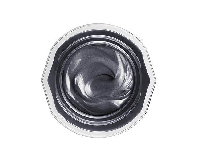 Маска-детокс з вугіллям та каоліном для глибокого очищення шкіри обличчя