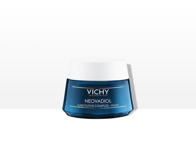 Нічний антивіковий крем-догляд з компенсуючим ефектом для всіх типів шкіри