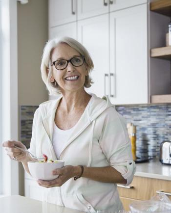 17 продуктів для збалансованого харчування під час менопаузи