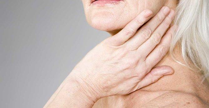Сухість шкіри під час менопаузи: чому це відбувається?