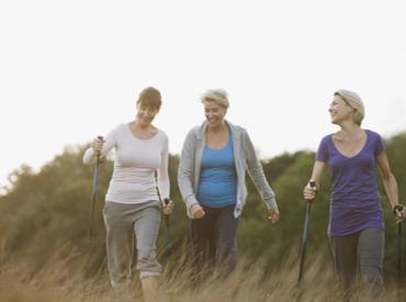 7 видів спорту в період менопаузи